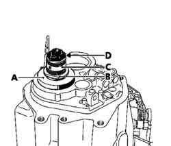 Установка регулировочных втулки, колец и гайки