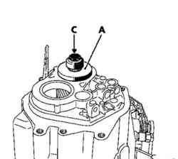 Установка регулировочных втулки и болта