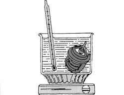 Проверка работоспособности термостата