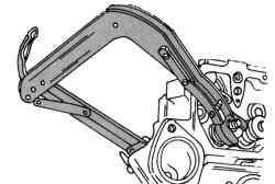 Съемник для снятия и установки клапанов