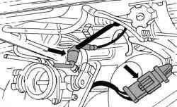 Трубопровод низкого давления и многоконтактный штекерный разъем