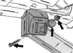 Детали для регулировки задних колес (автомобили с кузовом комби)