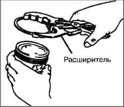 Сборка и установка шатунно-поршневой группы