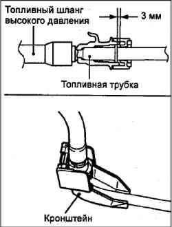 Снятие и установка головки блока цилиндров (4G63)