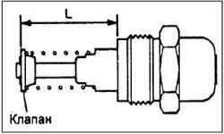Снятие и установка маслоохладителя