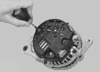 Замена генератора на киа спектра